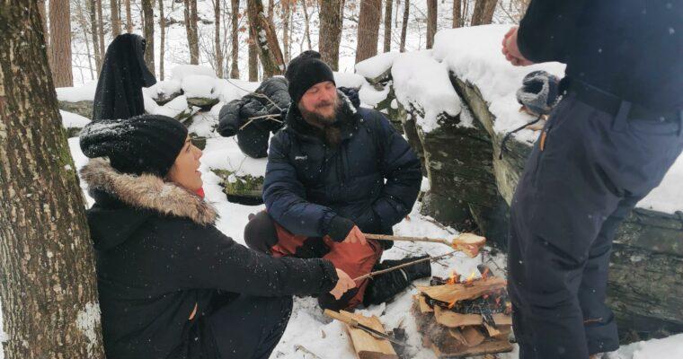 Fototur til Timenes naturreservat 7.februar 2021